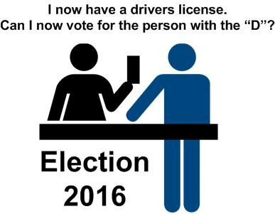 Califonia Illegals are already allowed to vote! Here is why Illegals are allowed to vote in California: Jan 2015 - California started to issue Drivers ...